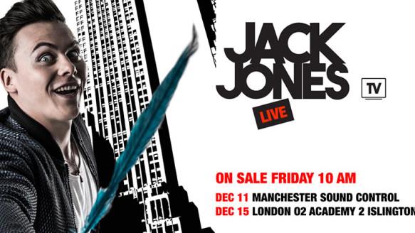 Jack Jones TV Live